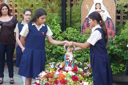 Coronación de Nuestra Virgen
