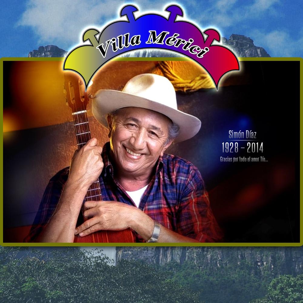 Muere Simón Díaz - El Tío Simón (2014) | Cantante, compositor, poeta, humorista y empresario venezolano.