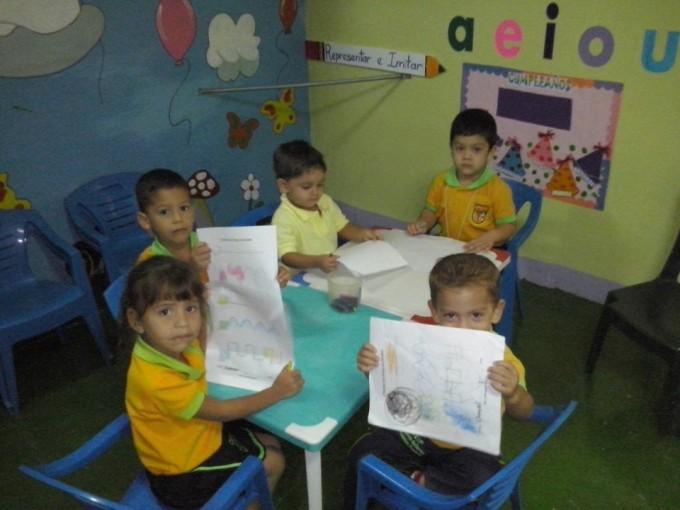 primer actividad del año escolar 2014-2015